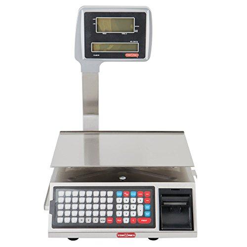 Torrey W-Label-40L WiFi - Báscula de computación con impresora de ...