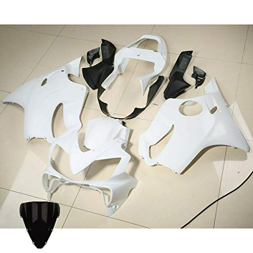 02 honda cbr 600 f4i fairing set - 4