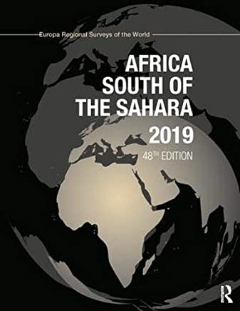 Africa South of the Sahara 2019: Volume 2
