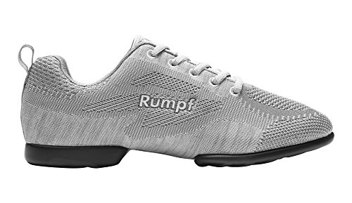 RUMPF ZUMA Tanzsneaker grau 39,5