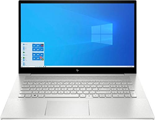 Newest HP Envy 17t (10th Gen Intel i7-1065G7, 16GB DDR4, 1TB HD+256GB NVMe SSD, NVIDIA GeForce 4GB GDDR5, Windows 10 Professional Key, 3 Years McAfee Internet Key) with Bang & Olufsen 17.3' Laptop