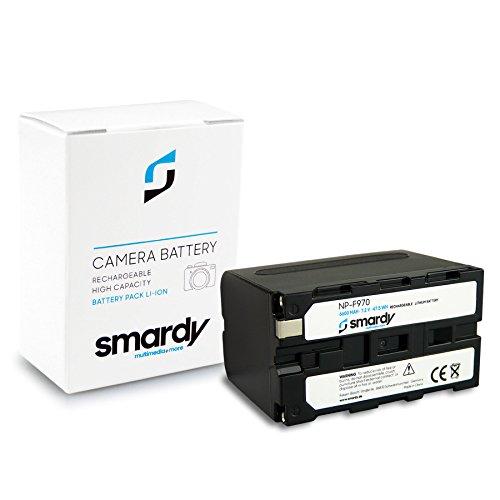 smardy Bateria Accu NP-F970 para Sony Camcorder Sony CCD-TR CCD-TRV DCR-TR DCS-CD...