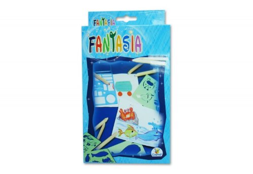 The Toy Company 14518 – Fantasia Patrons de Peinture