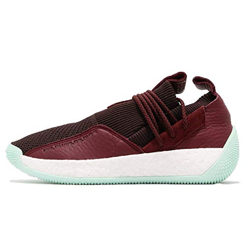 adidas Harden Ls 2 Lace, Chaussures de Basketball Homme, Rouge (Ngtred Nobmar Clemin Ngtred Nobmar Clemin), 41 2 3 EU