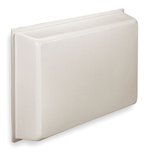 CHILL STOP'R Universal AC Cover, Molded Plastic