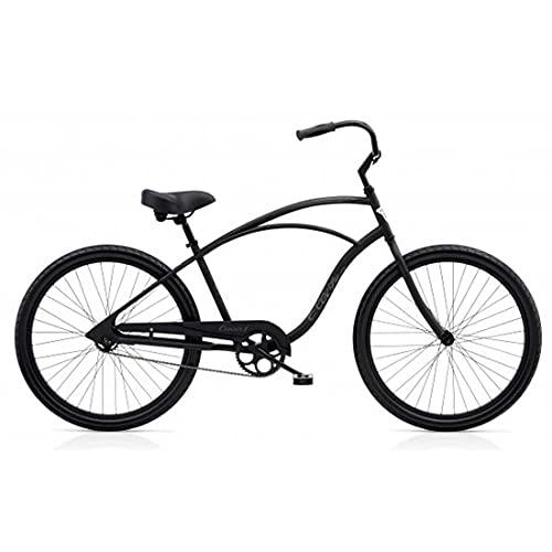 ビーチクルーザー 26インチ おしゃれ 自転車 通勤 通学 エレクトラ CRUISER-1 マットカラー メンズ レディース