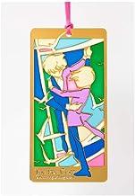 萩尾望都先生デビュー50周年記念『ポーの一族』ステンドグラス風しおりB《小鳥》