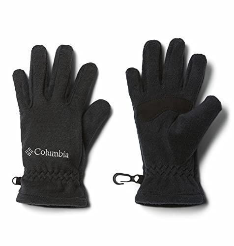 Columbia Youth Thermarator Glove Guantes Polares, Unisex niños, Negro (Black), S