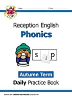 New Phonics Daily Practice Book: Reception - Autumn Term