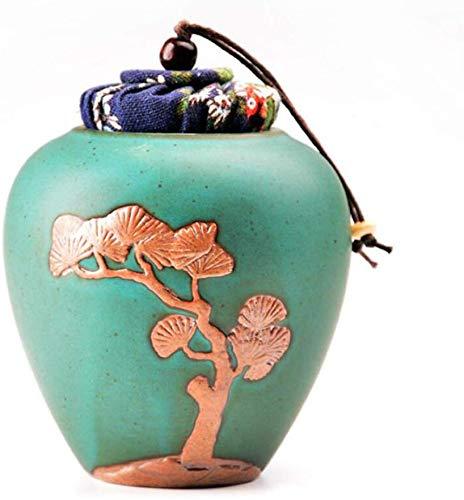 XRZY Urna funeraria porcelana