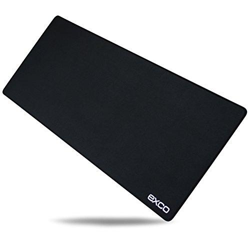 EXCO - XXL Speed Gaming Mauspad - 700 x 300mm - XXL Mousepad - Tischunterlage Large Size - Perfekte Präzision und Geschwindigkeit