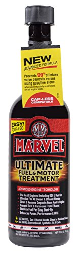 Marvel Mystery Oil 50665 Fuel and Motor Treatment