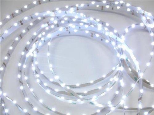 Side view LED Band SMD Streifen flexibel weiß 5m 12V DC (16€/m)