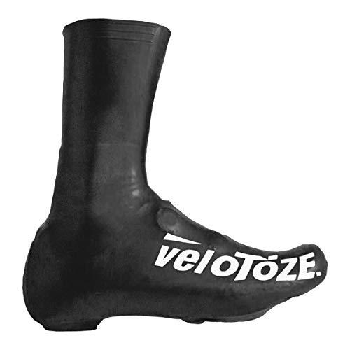 velotoze Toze deckt Schuhe Unisex, uni, Toze, schwarz(schwarz), XL : 46,5 - 49