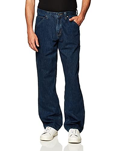 Lee Men's Dungarees Straight Leg Carpenter Jean