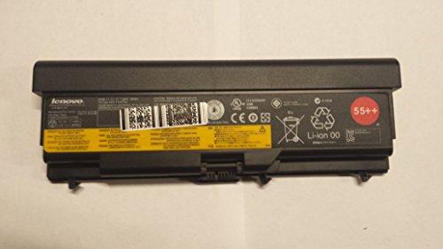 Genuine Original Lenovo Li-ion laptop battery, model 55++ 9-cell 85 Wh - FRU - for Lenovo ThinkPad T520i, L410, L412, L420, L510, L512, L520, T410i, T420, T420i, T510, T510i, T520, W510, W520(42T4799)