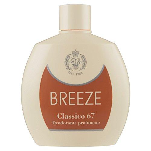 Breeze Deodorante Squeezer Classico 67-100 ml