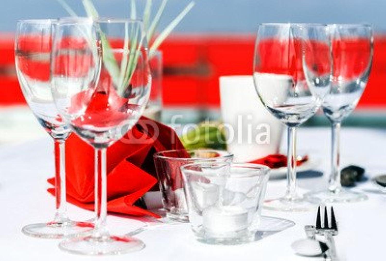 selección larga Diseo de restaurante (81956258), lona, lona, lona, 40 x 30 cm  soporte minorista mayorista