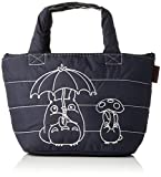 Studio Ghibli My Neighbor Totoro Quilting Insulation Lunch Bag