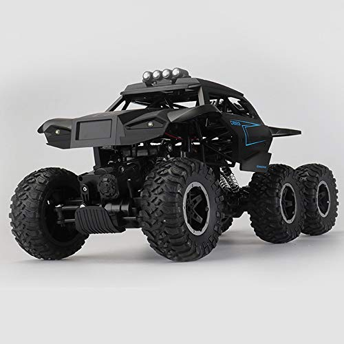 GLBS Remote Control Car Toy Wall Climbing RC Car Rechargeable 6WD Racing Vehicle Safe & Durable Off Road Vehicle 2.4 GHz High Speed Race Car Radio Control Toys for Kids Best Gift for Kids