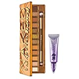 ALL-DAY EYESHADOW SET - This Urban Decay makeup set includes the Naked Honey Eyeshadow Palette and our original Eyeshadow Primer Potion. ALL-DAY EYESHADOW SET - This Urban Decay makeup set includes the Naked Honey Eyeshadow Palette and our original E...