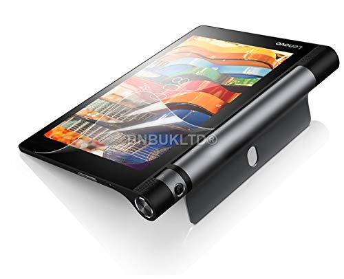 BNBUKLTD 5 protectores de pantalla ultra transparentes compatibles con Lenovo Yoga Tab 3 8 pulgadas (Yoga 3 8')