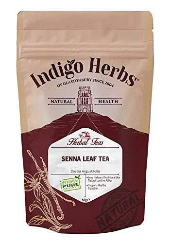 Indigo Herbs Sennesblätter Tee 50g