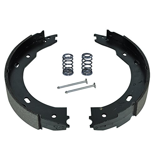 Dexter Axle - K7112700 Brake Shoe and Lining Kit, 1 (Non-Carb Compliant), Silver, 7,000lb Capacity