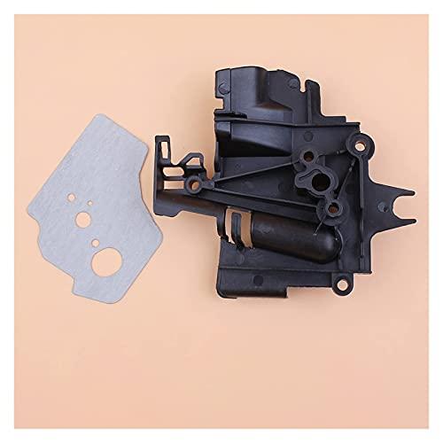 Juego de juntas de colector de admisión compatible con H-onda GX35 UMK435 HHT35S Motor de gasolina pequeño de 35 cc, accesorios para desbrozadora, reemplazo de desbrozadora