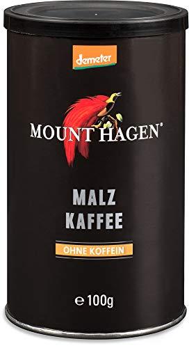 Mount Hagen Bio Demeter Malzkaffee (6 x 100 gr)