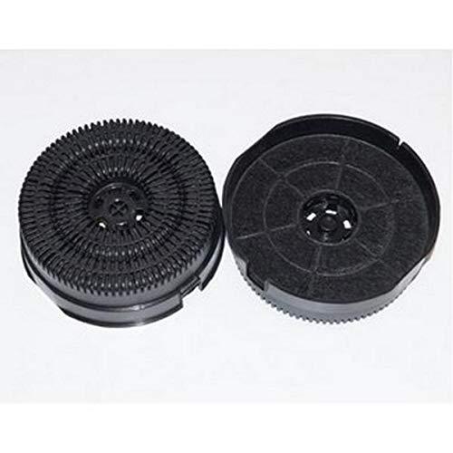 fc41 - Filtre à charbon Whirlpool amc036 Elica Mod. 58, COD. cfc0038000 Ikea FIL220 Elica CFC0141571