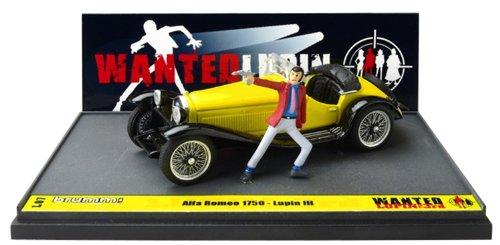 Alfa Romeo 1750 - Lupin III [Wanted Lupin]