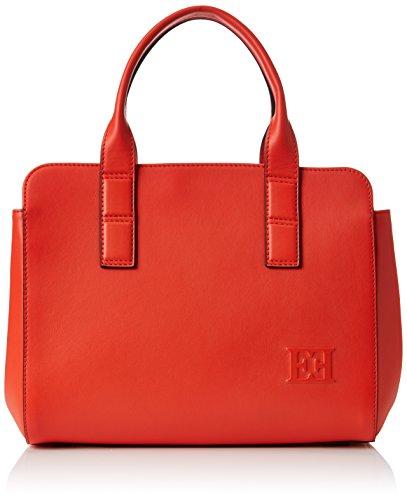 Escada Sport - Ab693, Shoppers y bolsos de hombro Mujer, Naranja (Dark...