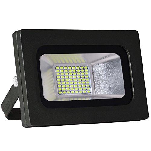 Faro LED & Luce di Sicurezza per Esterni, 3000K, 6000K, 15W 30W 60W 100W 150W 200W