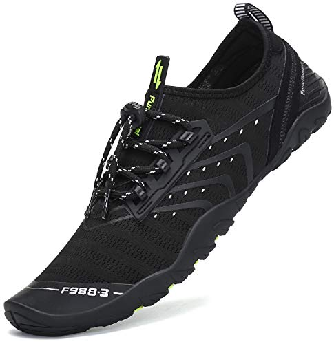SAGUARO Barefoot Water Shoes Mens Womens Quick Dry Sports...
