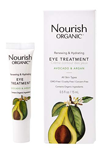 Nourish Organic | Renewing & Hydrating Eye Treatment -...