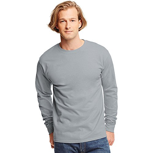 Hanes 6.1 oz. Tagless ComfortSoft Long-Sleeve T-Shirt