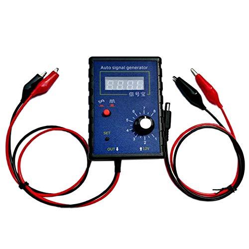 Camisin Portable Auto Vehicle Signal Generator Car Hall Sensore e Albero Motore Sensore di Posizione Segnale Simulatore Meter 2Hz a...