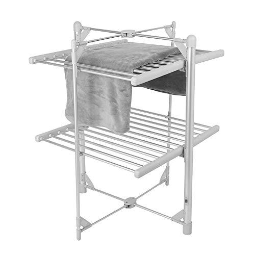 Jopwkuin Calentador de Toallas Aleación de Aluminio Calentador de Ropa para baño...