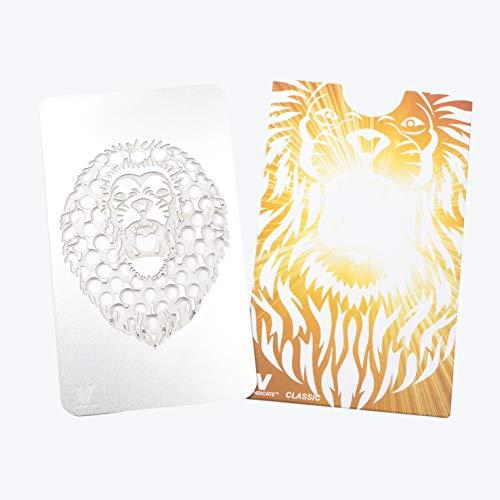 Roaring Lion - V Syndicate Grinder Card