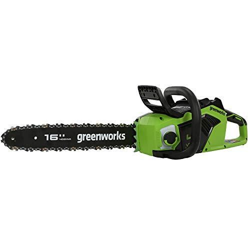 Greenworks Tools 2005807 Motosierras, 1800 W, 40 V, 40 cm (1.8 KW)