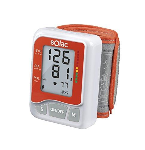 Solac TE7800 Tensiotek - Tensiometro digital de medicion automatica de la...