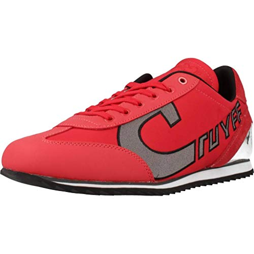 Cruyff Classics Ultra - Zapatillas Bajas Hombre Rojo Talla 42