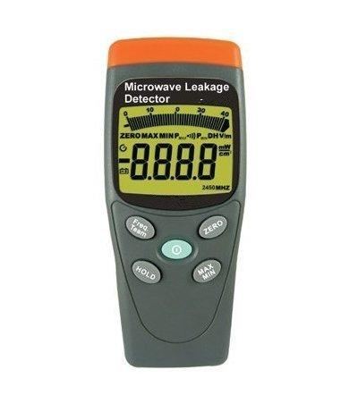 Gowe Mikrowelle auslaufen Detektor: 2,45GHz (Mikrowelle Frequenz) oder 50MHz ~ 3,5GHz.