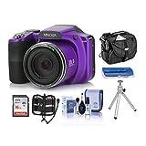 Minolta M35Z 20MP 1080p HD Bridge Digital Camera...