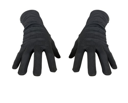 Back on Track Bekleidung Handschuhe, Schwarz, S, 13400001