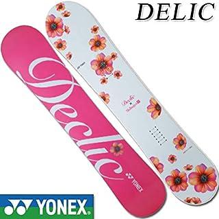 18-19 YONEX/ヨネックス DELIC グラトリ レディース 板 スノーボード 2019