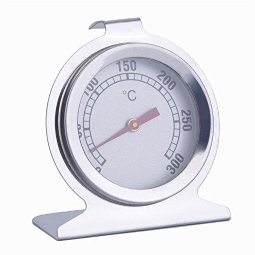 Provide The Best Acciaio Inossidabile Forno Cappa di Temperatura del termometro Gauge Mini Termometro Grill Indicatore di Temperatura per la casa di alimento della Cucina