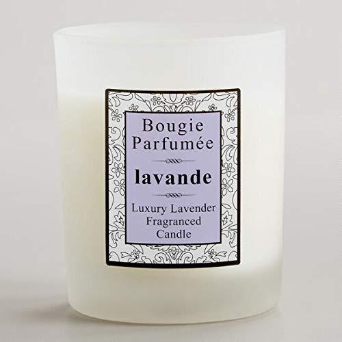 Way Home Fair Lavender Bougie Parfumee Filled Jar Candle