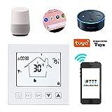 KETOTEK WiFi Smart Thermostat 16A Alexa Echo Google Home IFTTT Tuya Programmable Room
